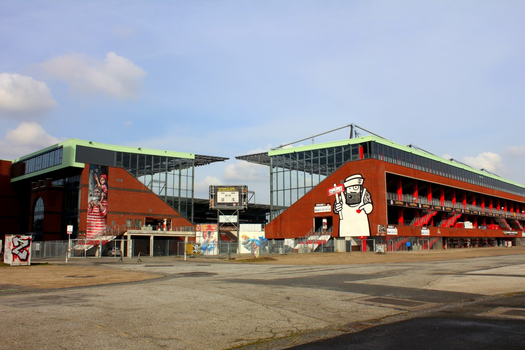 Millerntor Stadion