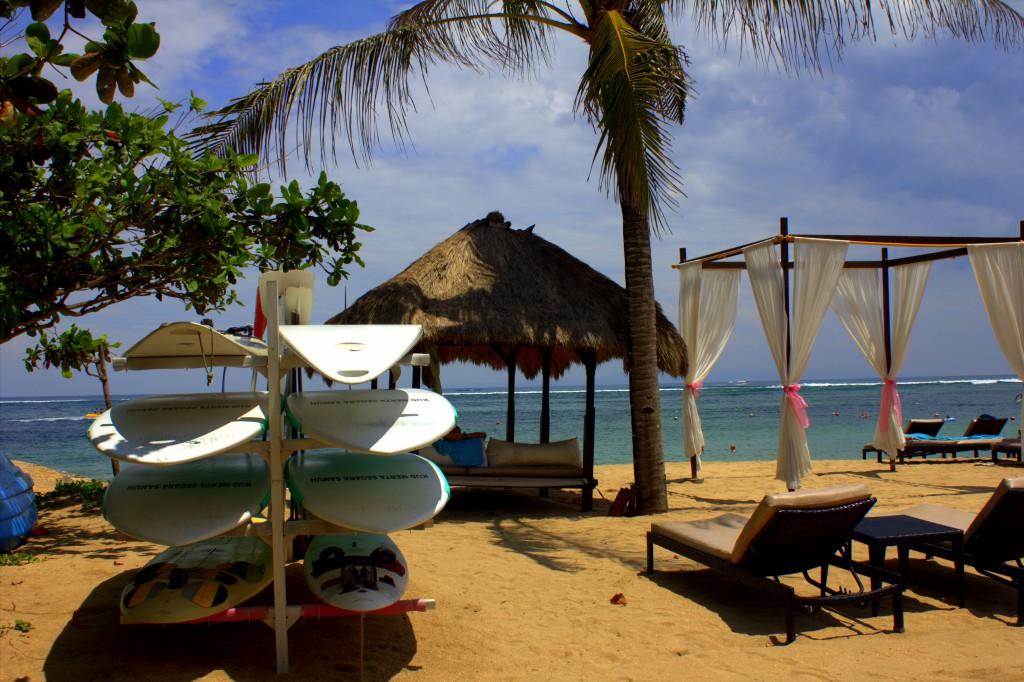Nusa Dua Beach House Strand