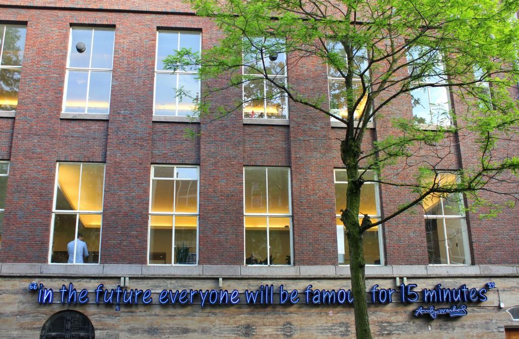 Rotterdam Warhol