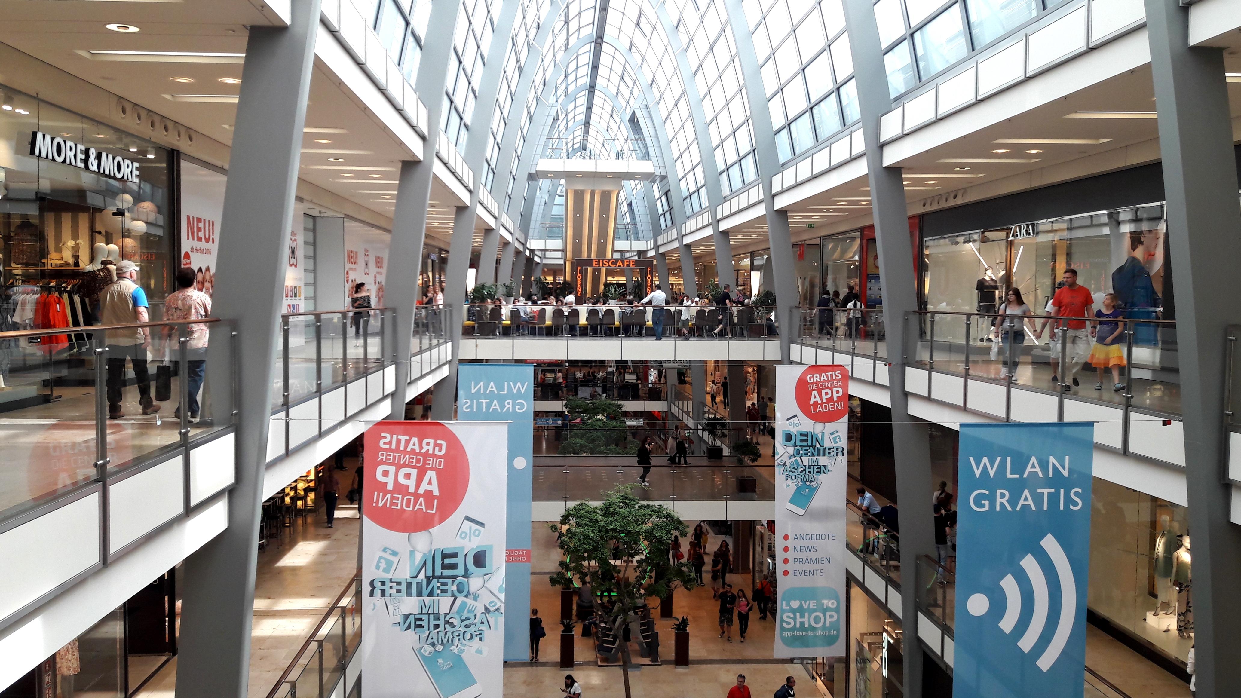 Shoppen Karlsruhe