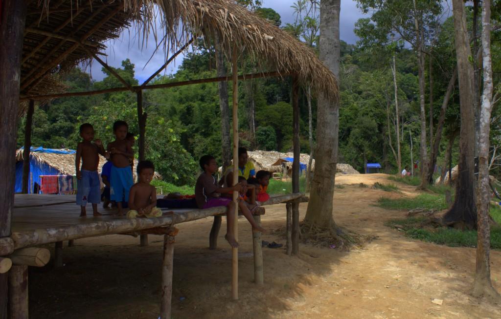 Malaysia Belum - Orang Asli Kinder