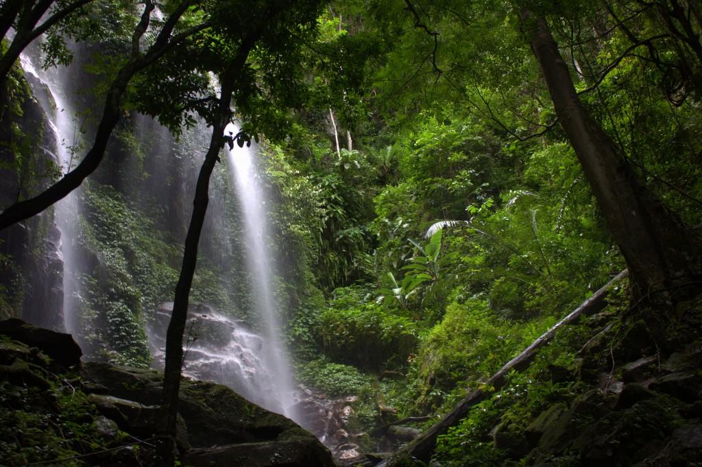 Malaysia Belum - Wasserfall
