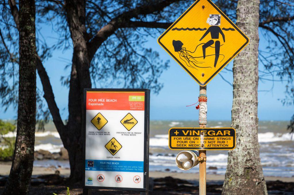 australien-bloggertipps-regenwald-daintree-nationalpark-portdouglas-warnschild