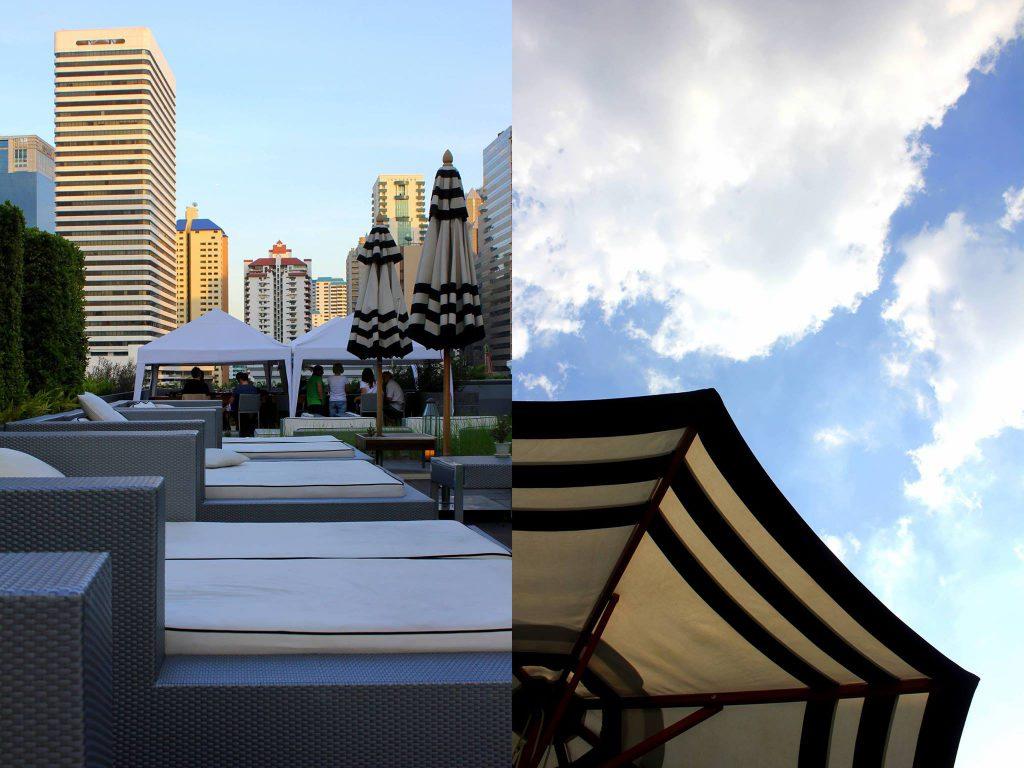 Bangkok Mövenick Skyline