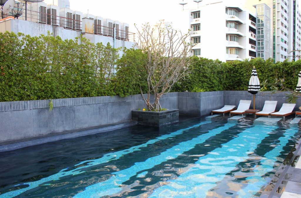 Pool Mövenpick Bangkok