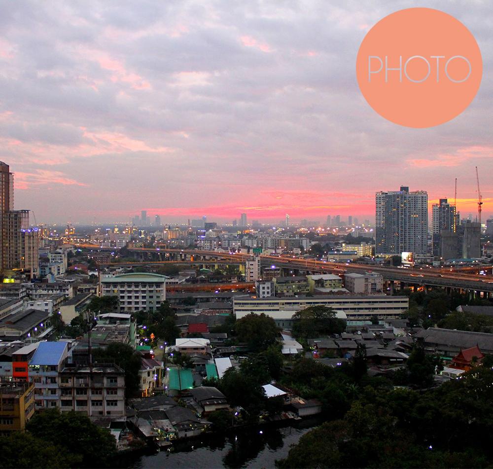 Bangkok Bilder- Impressionen der rauschenden Metropole