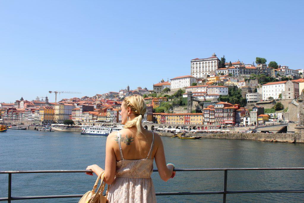 Blick auf Porto2