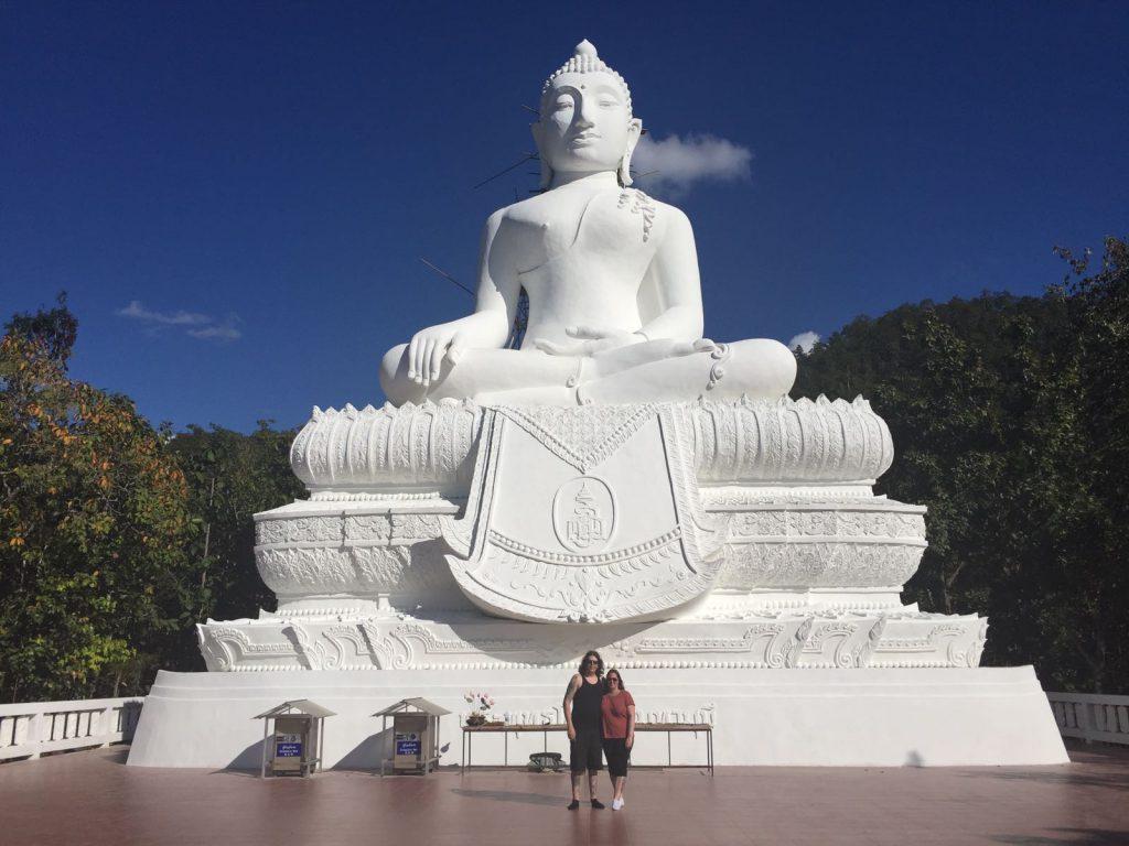 Flipside Withe Buddha Pai