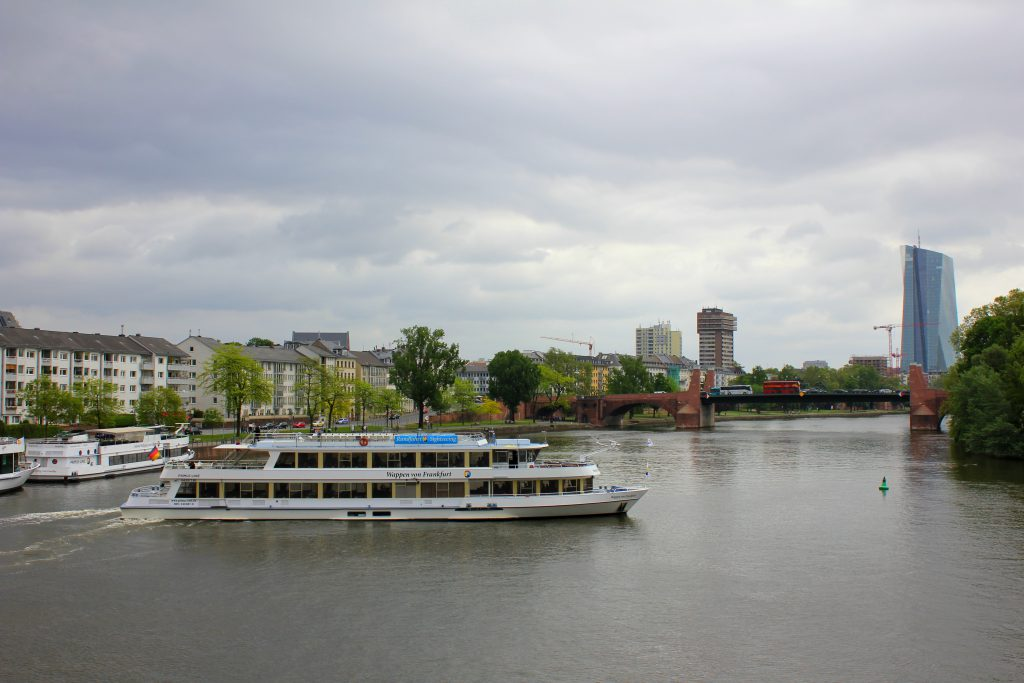 Frankfurt Main Boot