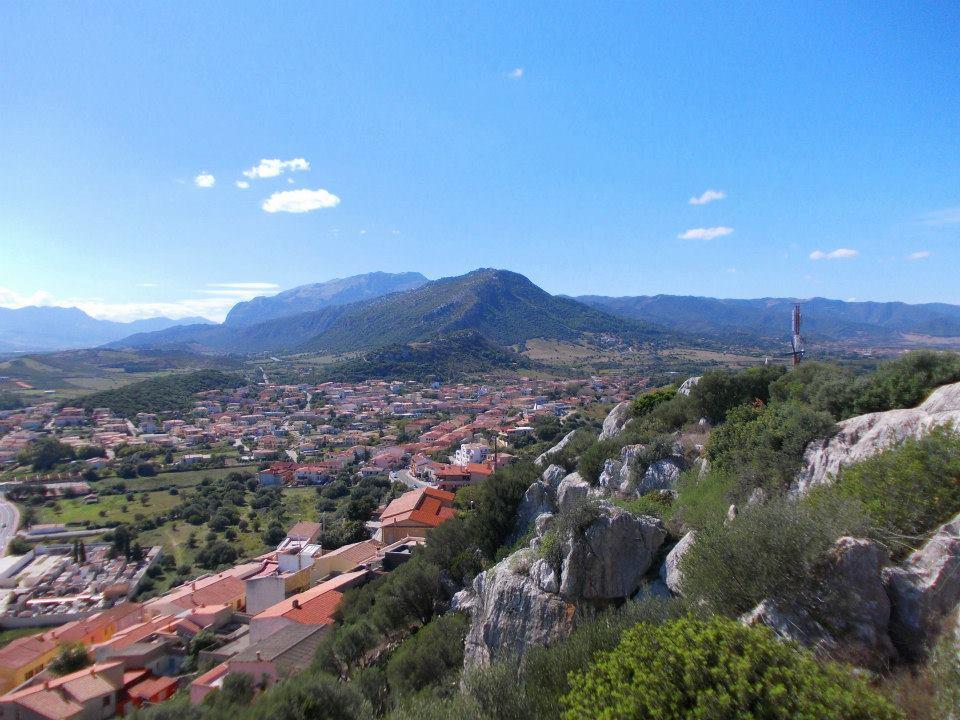 Sardinien Ausblick