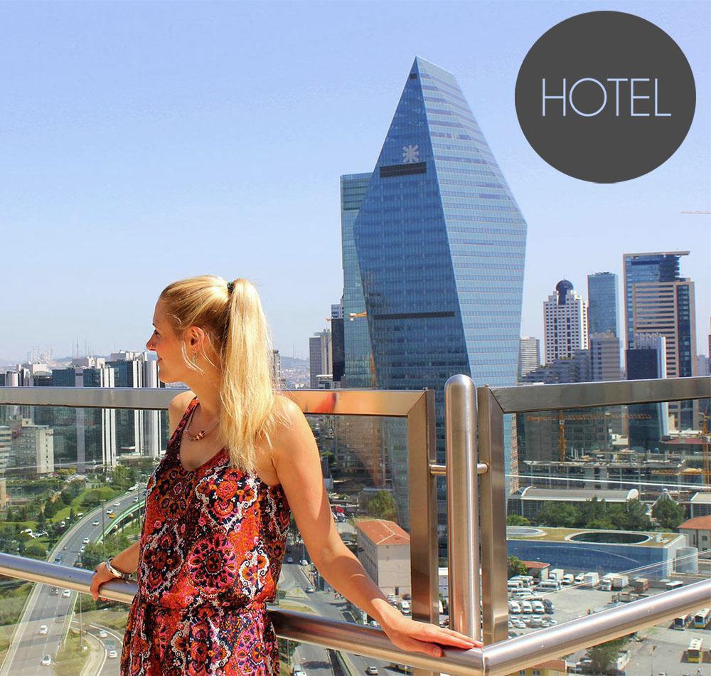 Schöner schlafen in.. Istanbul - Istanbul Mövenpick Hotel