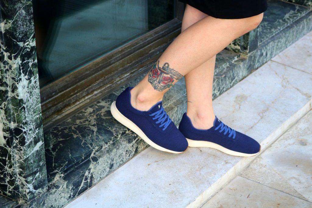 sneakers packliste