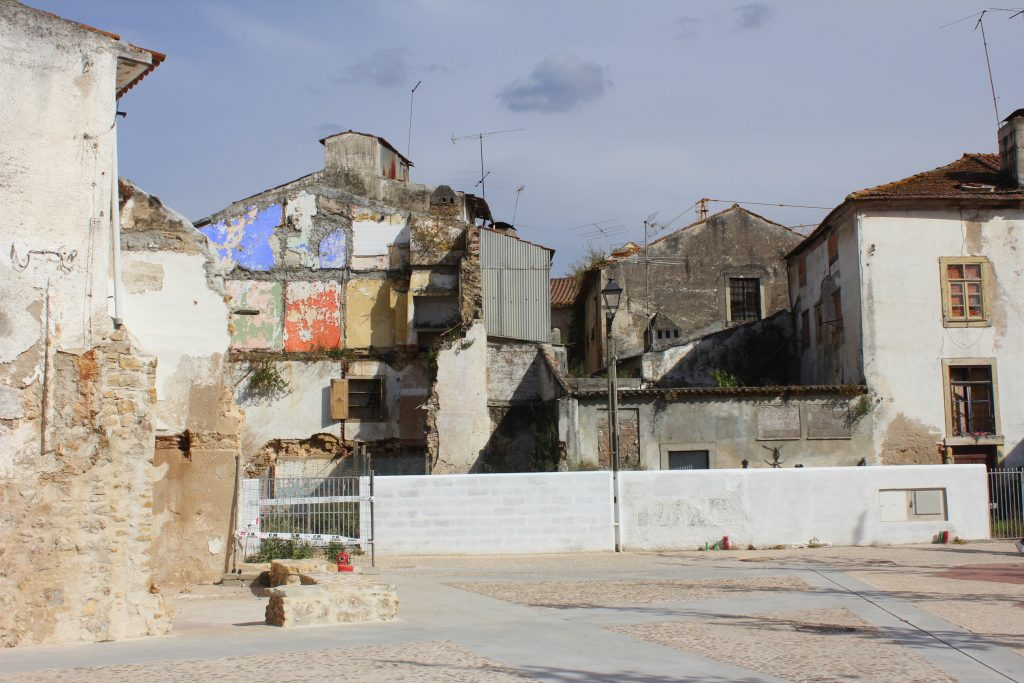 Coimbra Abrisshaus2