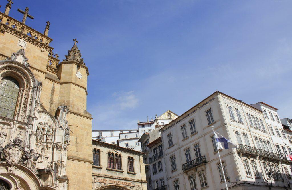 Coimbra Kirche2