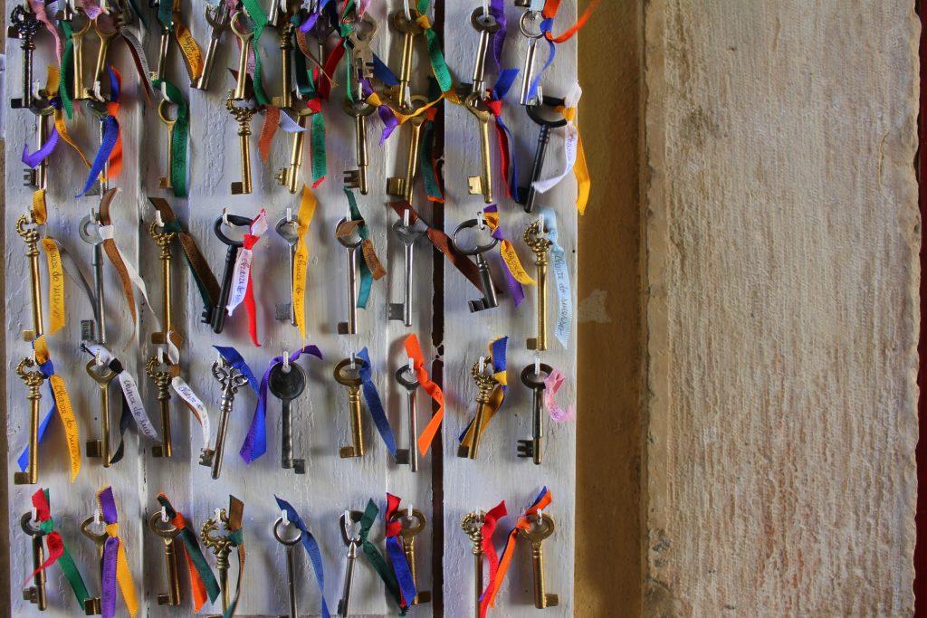Coimbra Schlüssel
