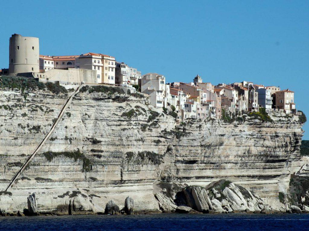Korsika Bonifacio