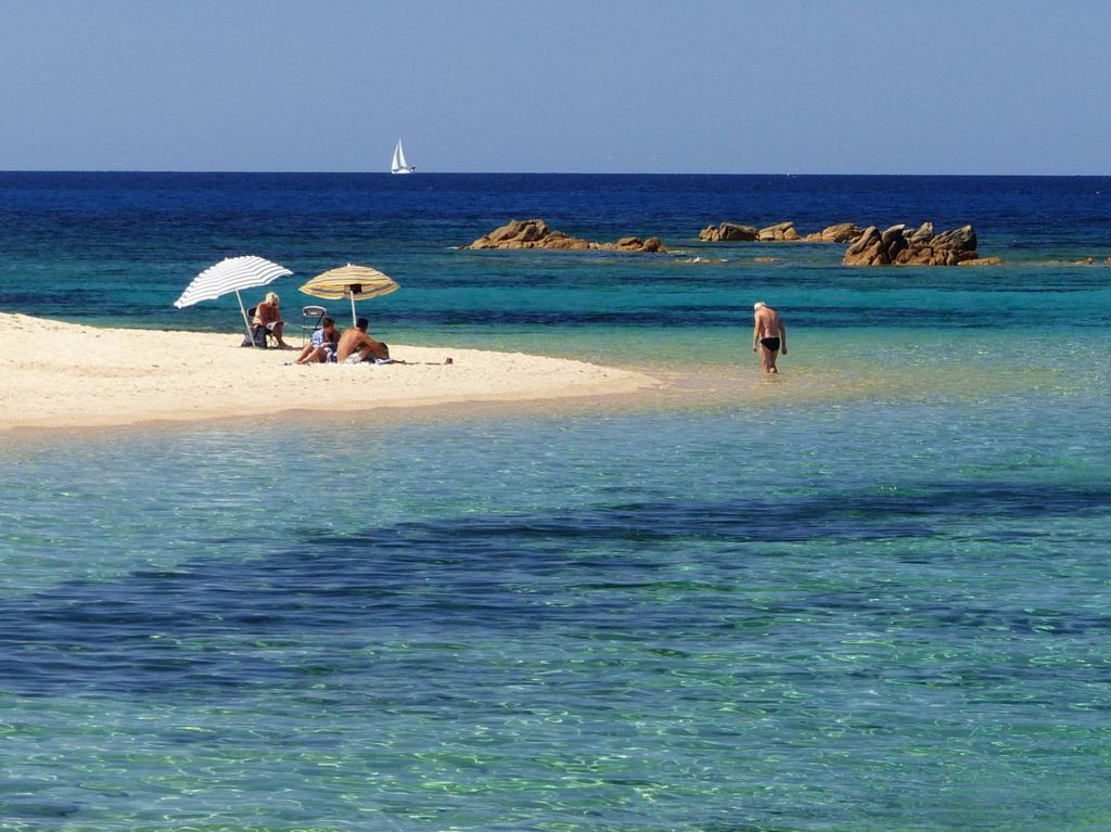Korsika Strand2