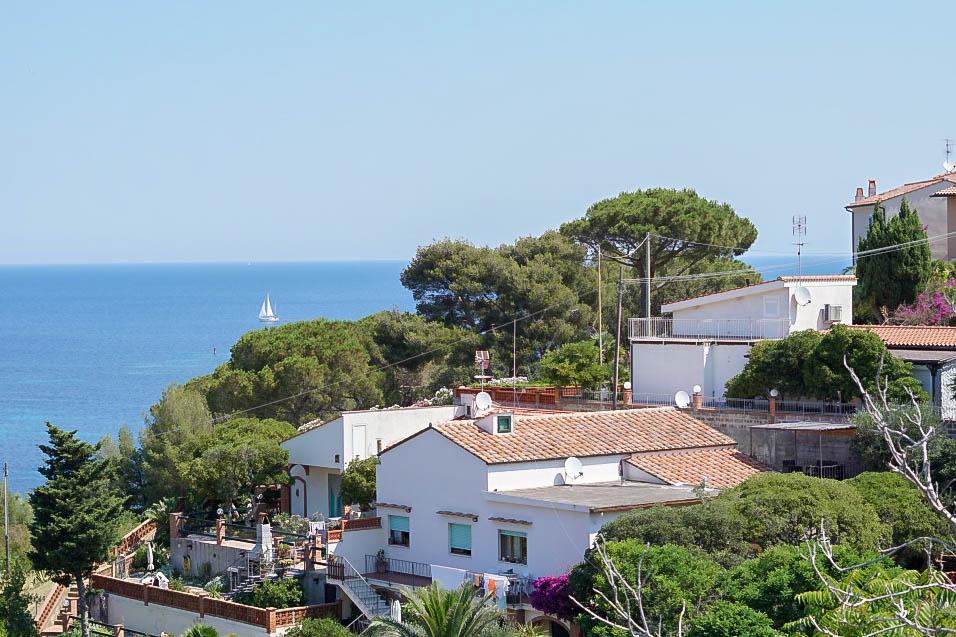 Elba-Italien-Portoferraio-Ausblick-Meer