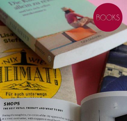 Reisebücher – Lieblinge der Reiseblogger