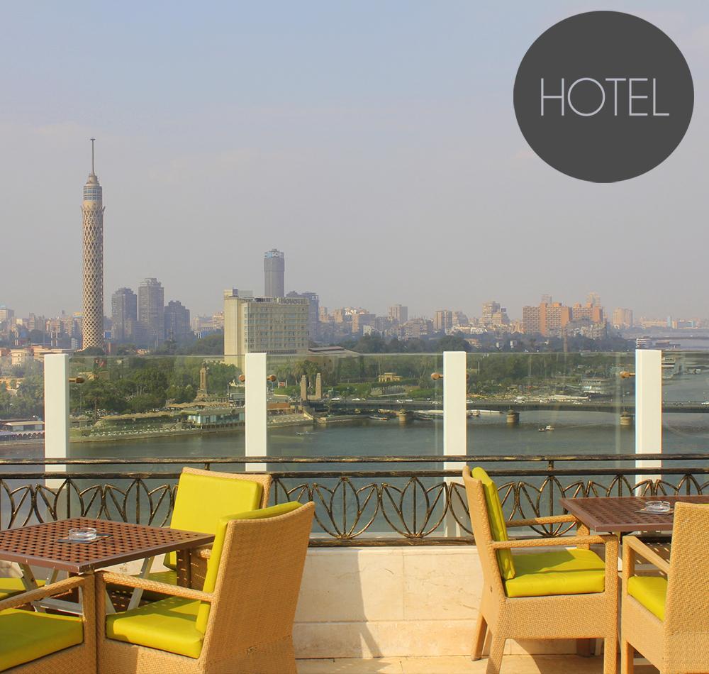 Kempinski Hotel Kairo – ein Traum am Nil