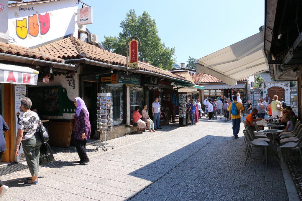 Sarajevo Bosnien