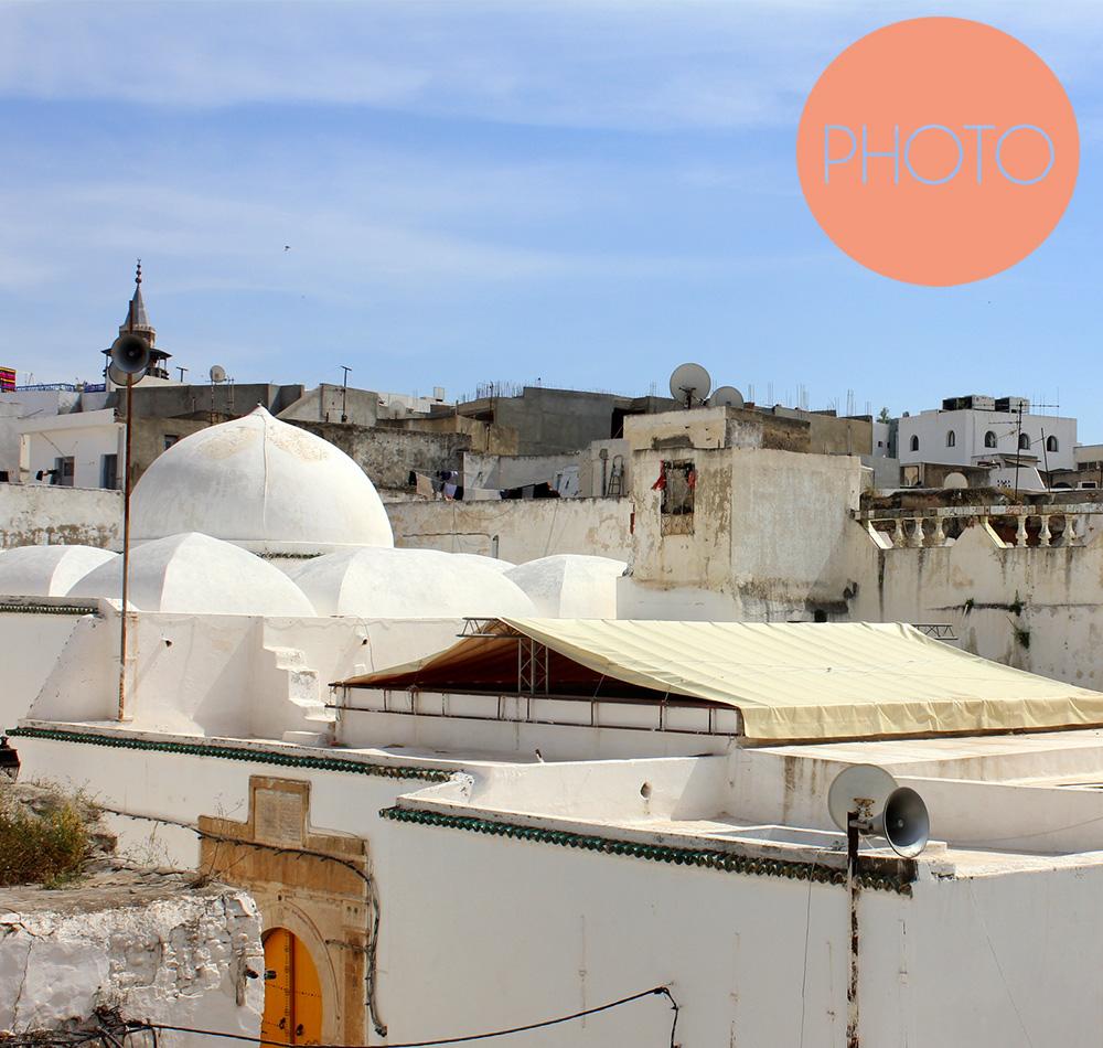 Oh Tunis, deine Medina