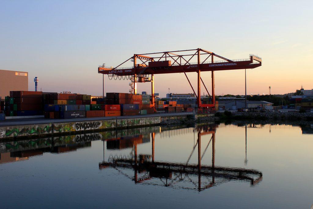 Hafen Linz
