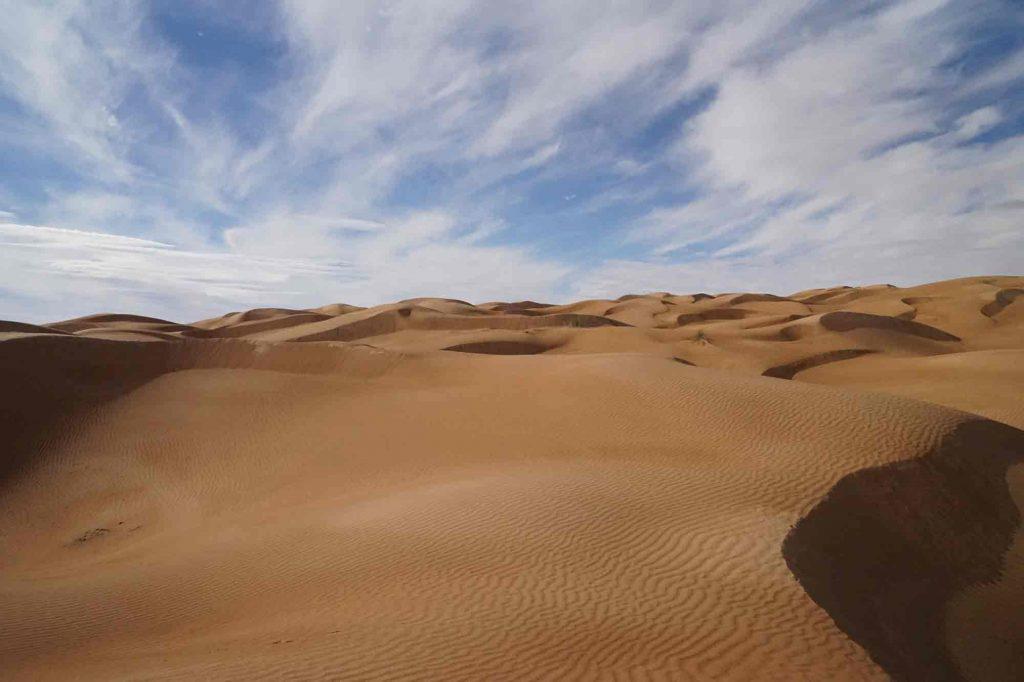 Sahara Tunesien