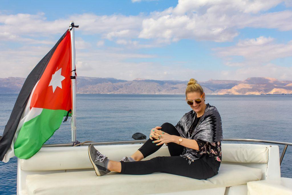 Jordanien Rotes Meer