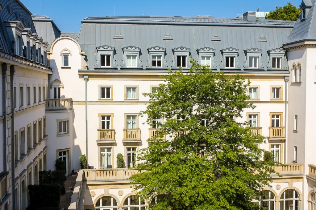 Rocco Forte villa kennedy frankfurt