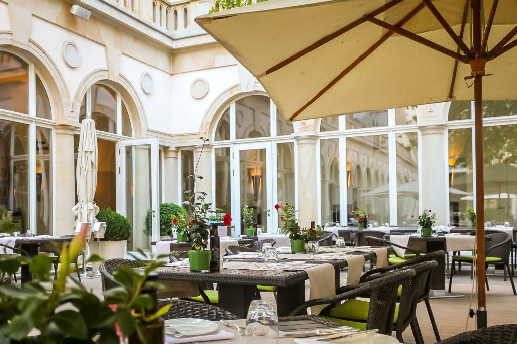 Restaurant Villa Kennedy