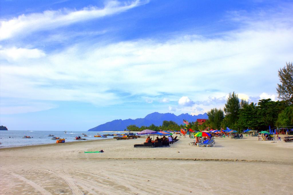 Langkawi Cenang Beach2