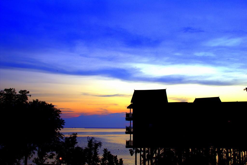 Langkawi Chalet Sunset2