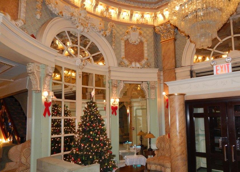 Hotel Wolcott New York Außenansicht 840