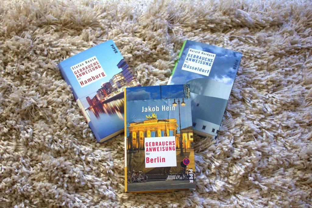 Reisebücher Verlosung