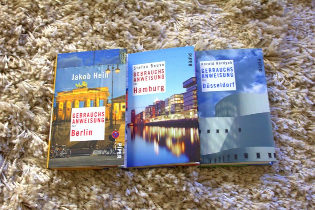 Reisebücher Verlosung 2