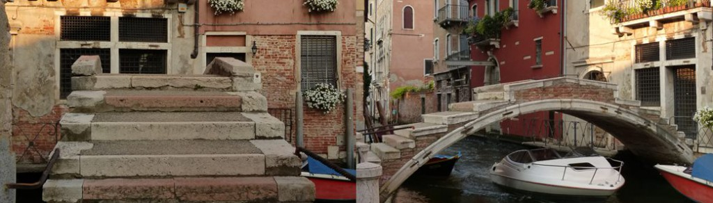 Architektur in Venedig