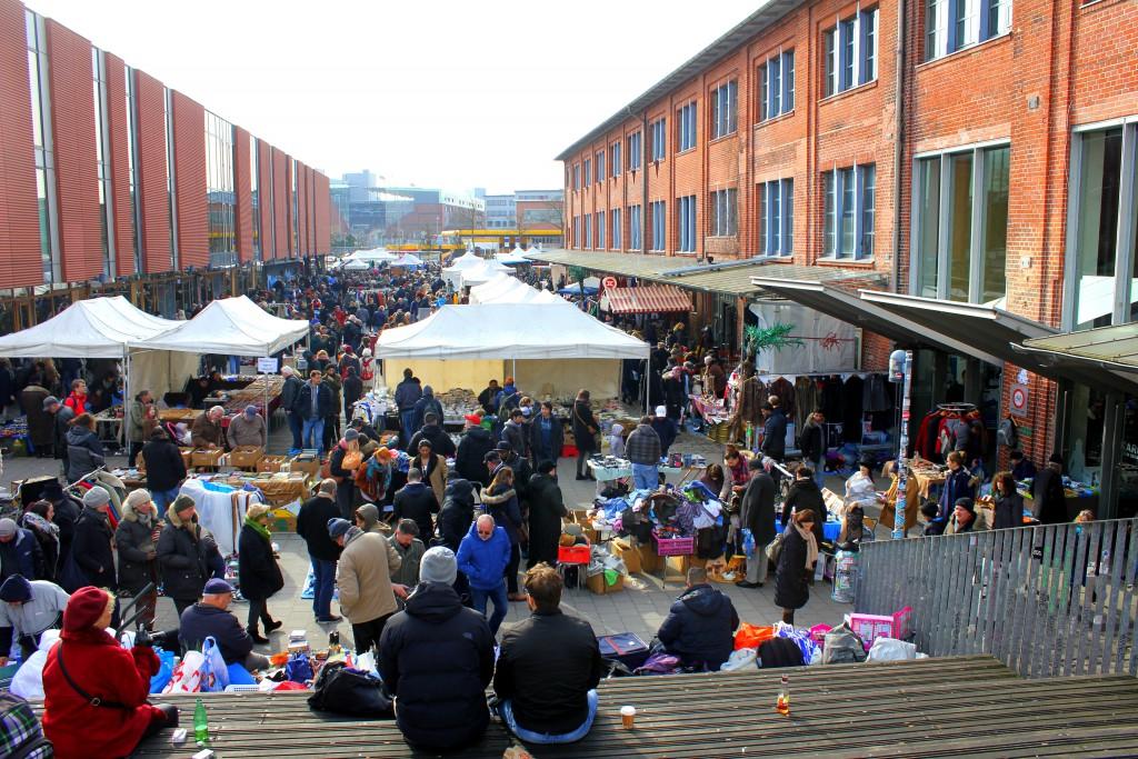 Hamburg Schanzenflohmarkt3