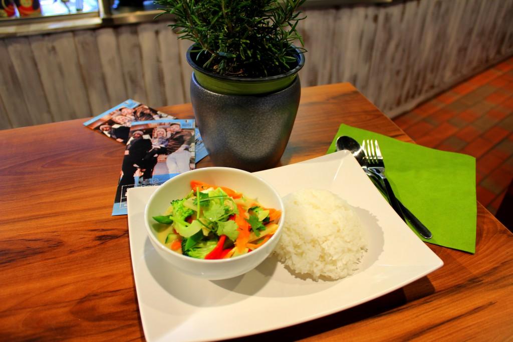 Hamburg Thai Essen