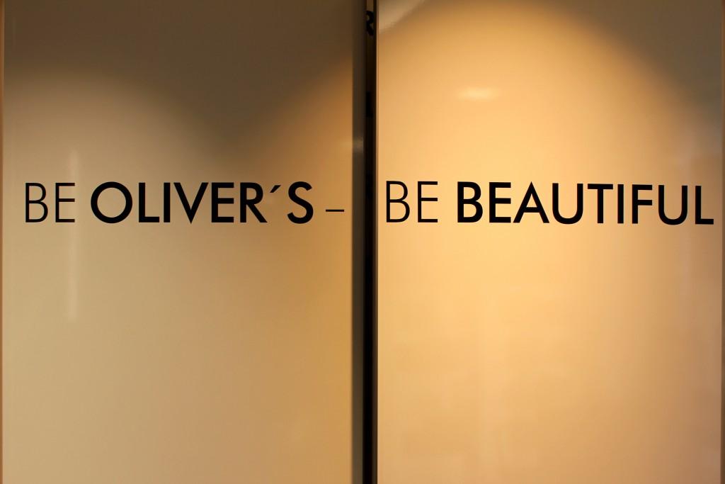 Olivers Hair Fotowand