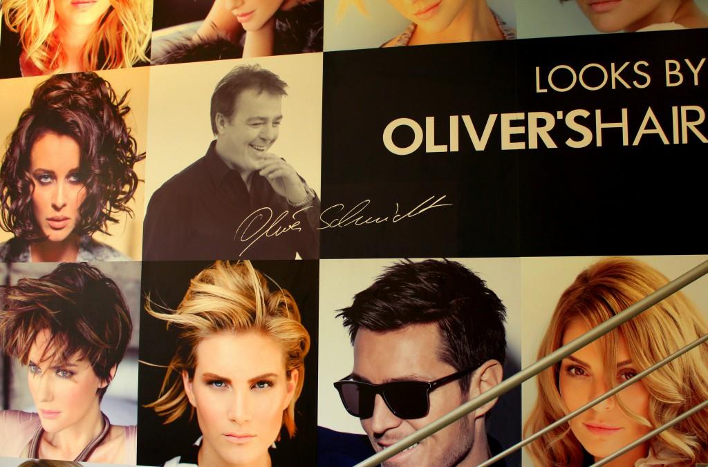Olivers Hair Looks