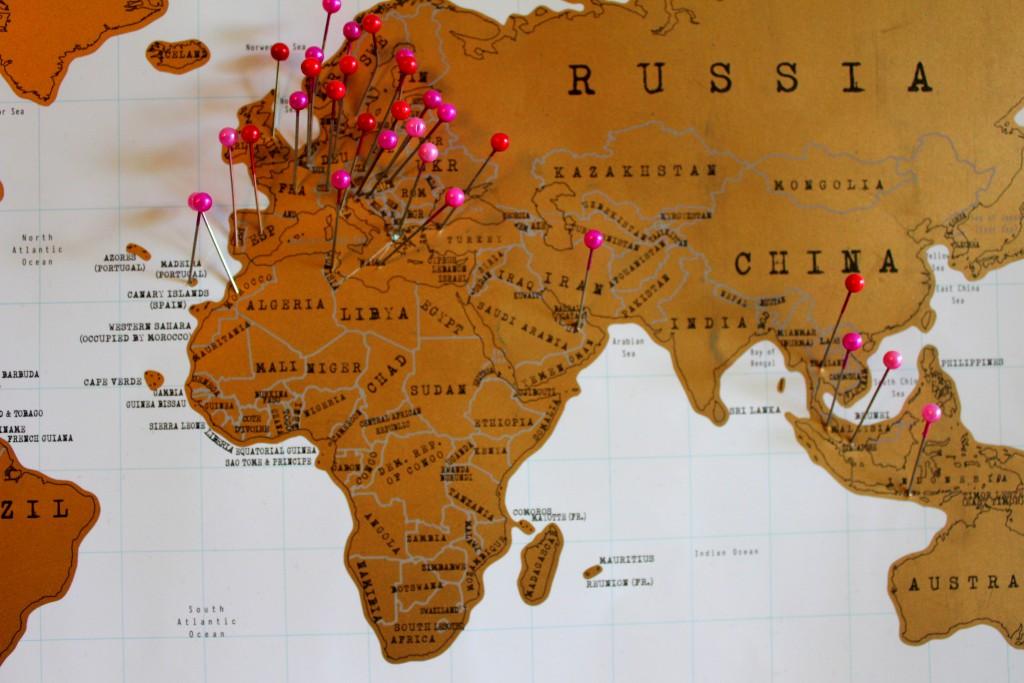 Wohnung Map