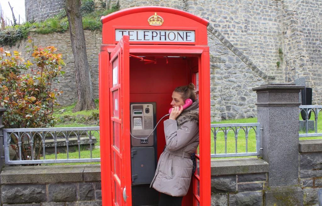 Mayen London calling