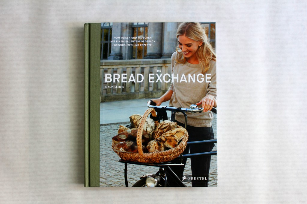 Bread Exchange Cover
