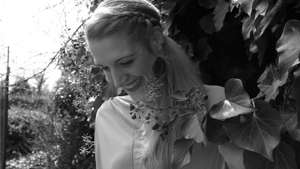 Katharina schwarz weiß