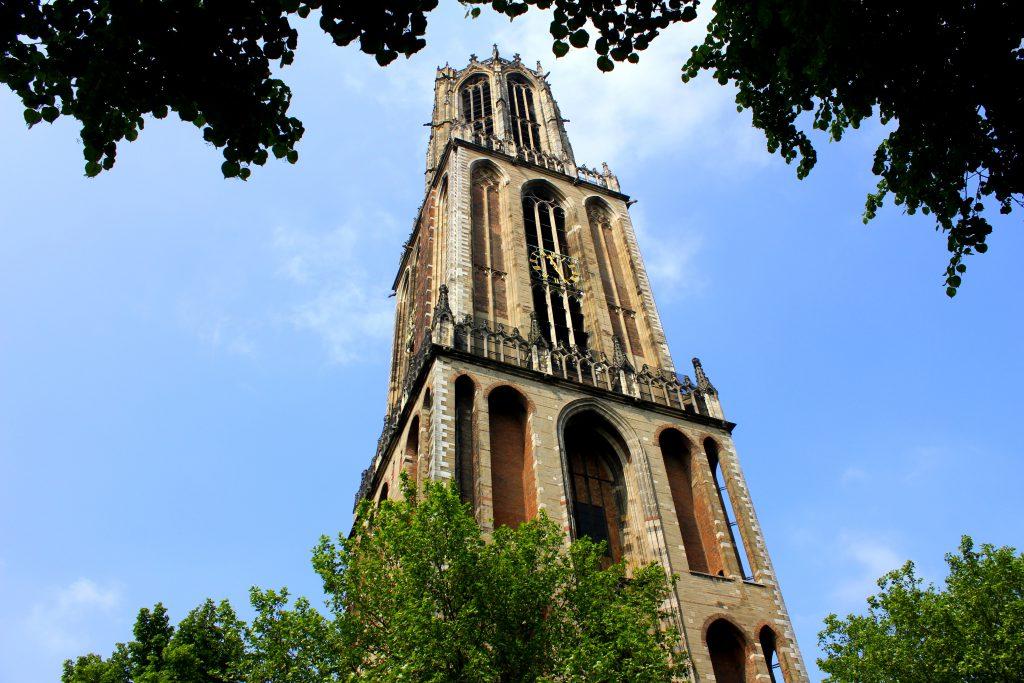 Der Domturm als Sehenswürdigkeit von Utrecht