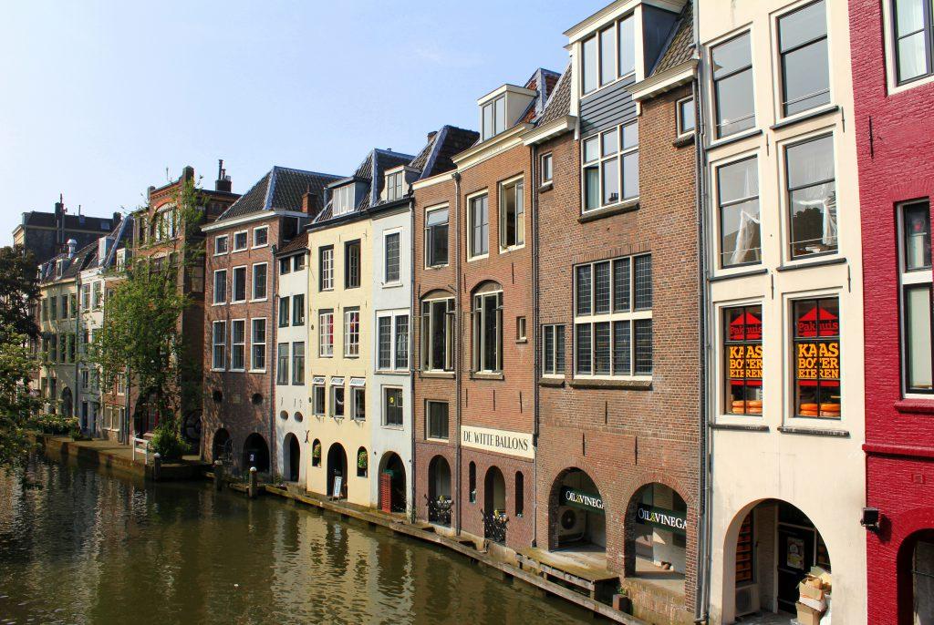 Utrecht Gracht als Sehenswürdigkeit