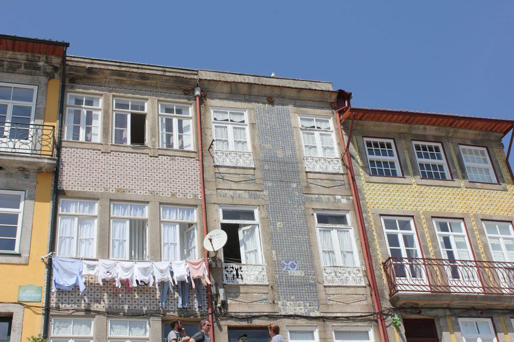 Porto bunte Häuser3
