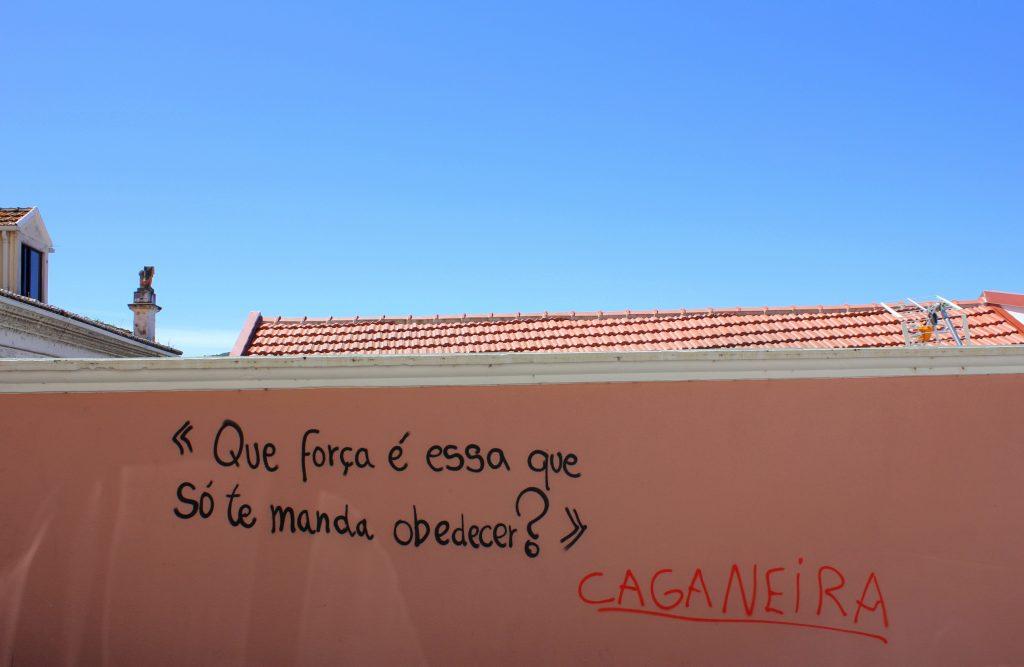 Coimbra Grafitti