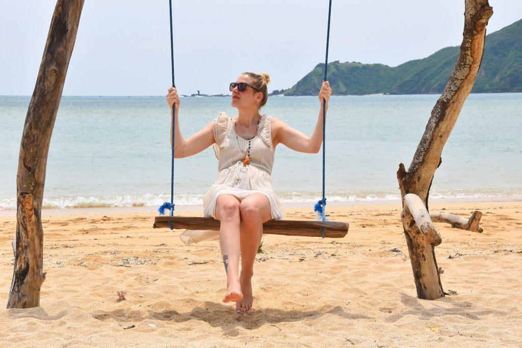 Lombok beach